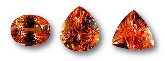 Spessartine Garnets photo image