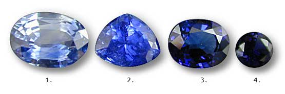 Blue Sapphires photo image