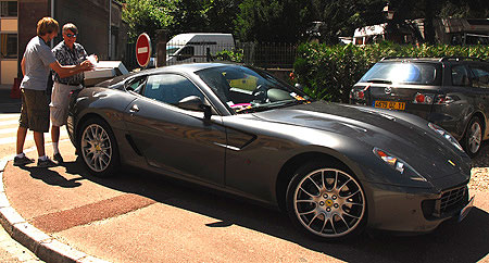Ferrari photo image
