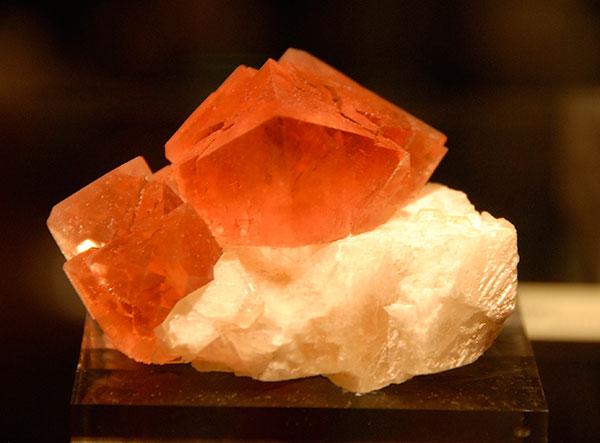 Pink Fluorite photo image