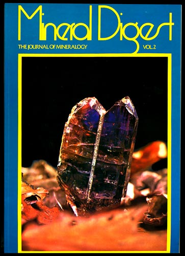 Mineral Digest cover