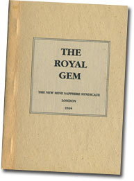The Royal Gem cover image