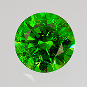 Demanotoid Garnet photo image